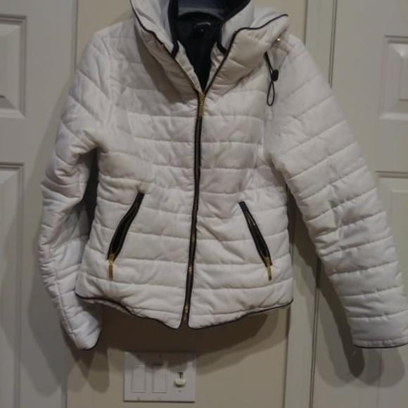 PrettyLittleThing Jackets & Blazers - Pretty Little Thing MARA STONE Puffer Coat Size M